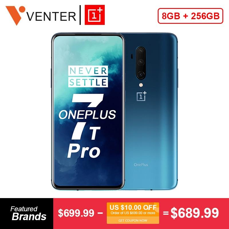 OnePlus 7T Pro 256GB Blauw voor €665,37