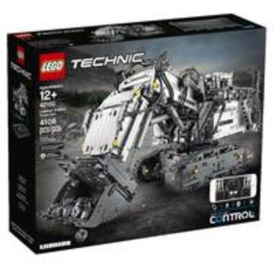 LEGO Technic Liebherr R 9800 Graafmachine 42100 voor €339,99