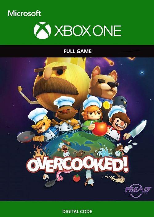 Overcooked voor Xbox One voor €1,19
