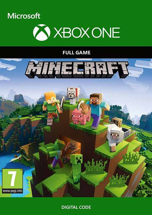 Minecraft voor Xbox One voor €8,19