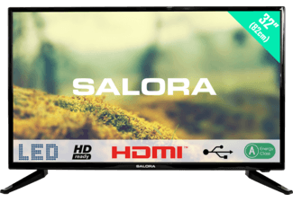 Salora 32LED1500 32 inch LED TV voor €99