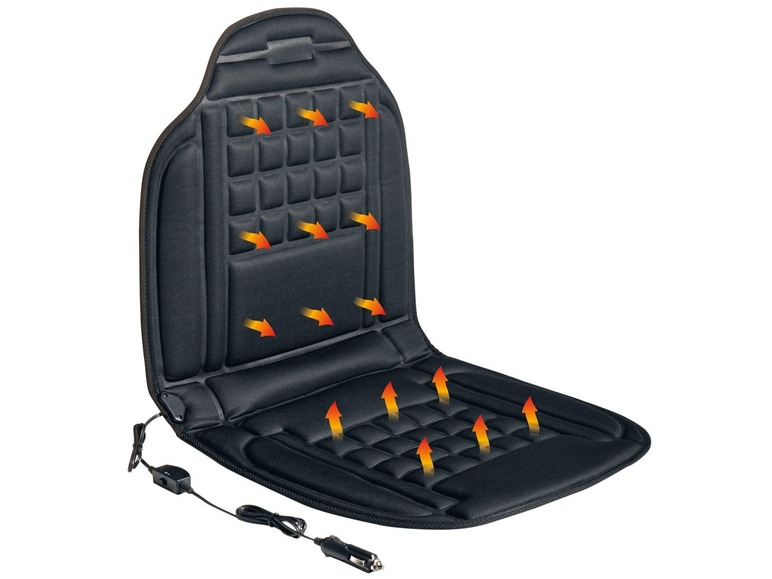 Universele ULTIMATE SPEED® Autostoelverwarming voor €9,99
