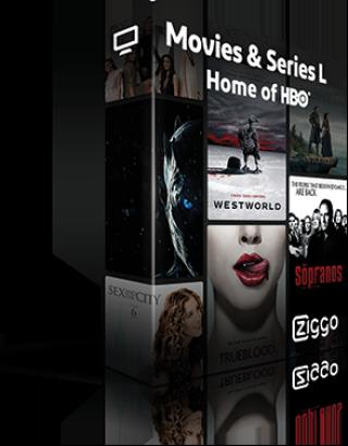 Gratis TV Pakket voor een jaar bij Ziggo