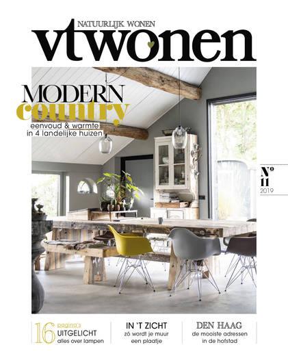 2x nummers van Magazine VTwonen voor €2,95