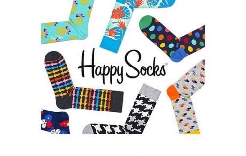 5 paar Happy Socks voor €19,95