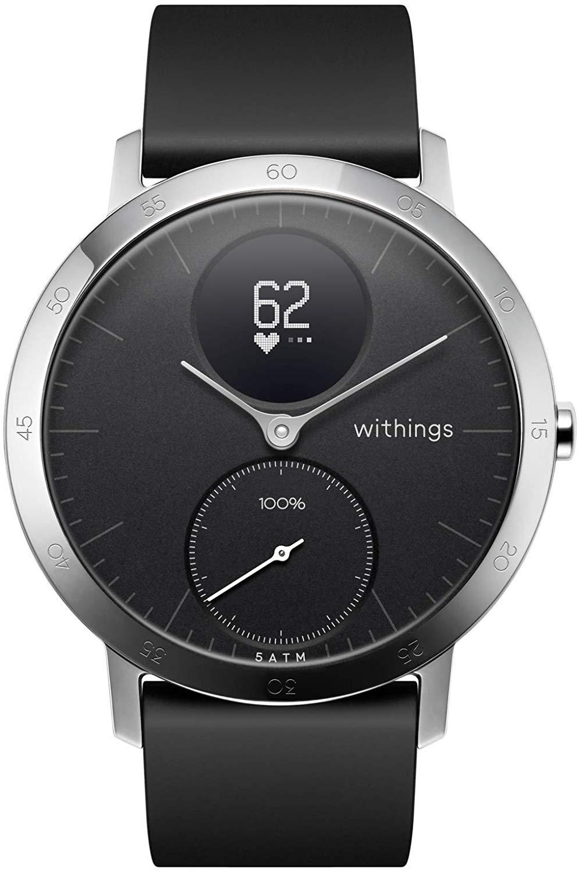 Withings Steel HR Hybrid Smartwatch voor €68,26