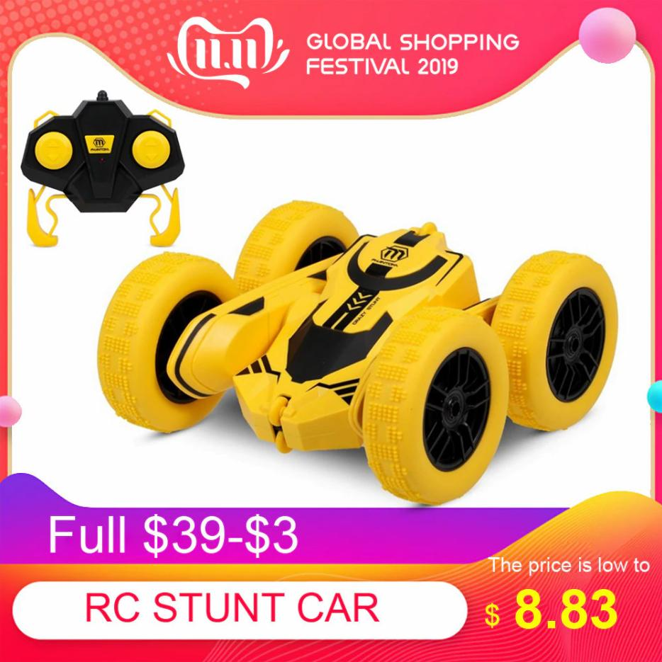 1:28 RC Stunt Auto voor €8,14