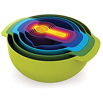 Joseph Joseph Nest™ 8 Bowl Set voor €17,93