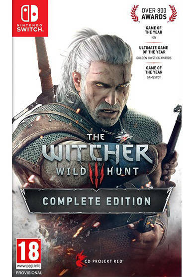 The Witcher 3 – Wild hunt (Complete edition) (Nintendo Switch) voor €44