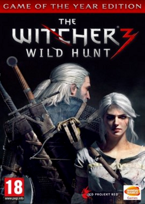 The Witcher 3 Wild Hunt GOTY PC voor €10,59