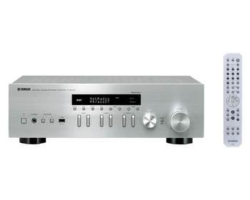 Yamaha R-N402D Zilver voor €277