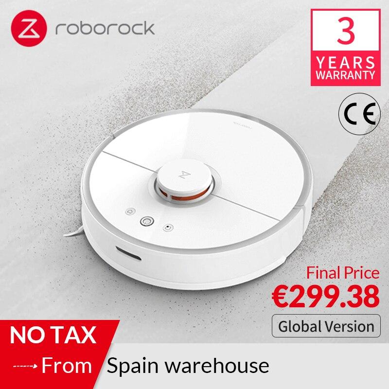 Roborock s50/s55 Robotstofzuiger voor €303,38 (Geen invoerrechten!)