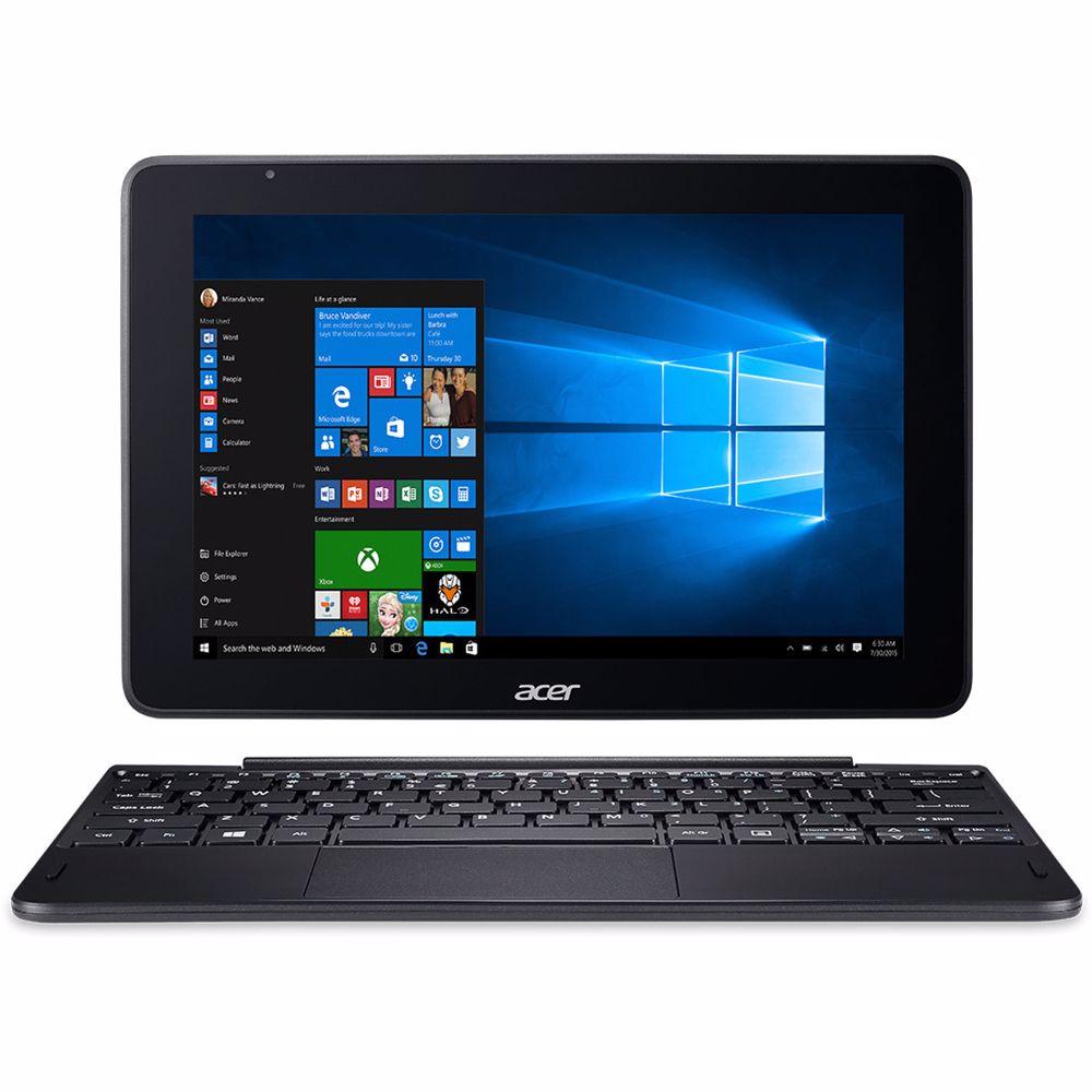 Acer One 10 S1003-14XJ 10.1″ 2-in-1 laptop voor €199