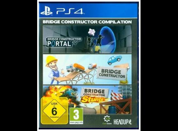 Bridge Constructor Compilation voor Playstatioon 4 voor €7,69