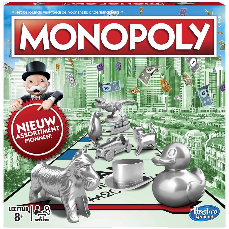 Monopoly Classic voor €16,95 bij Action