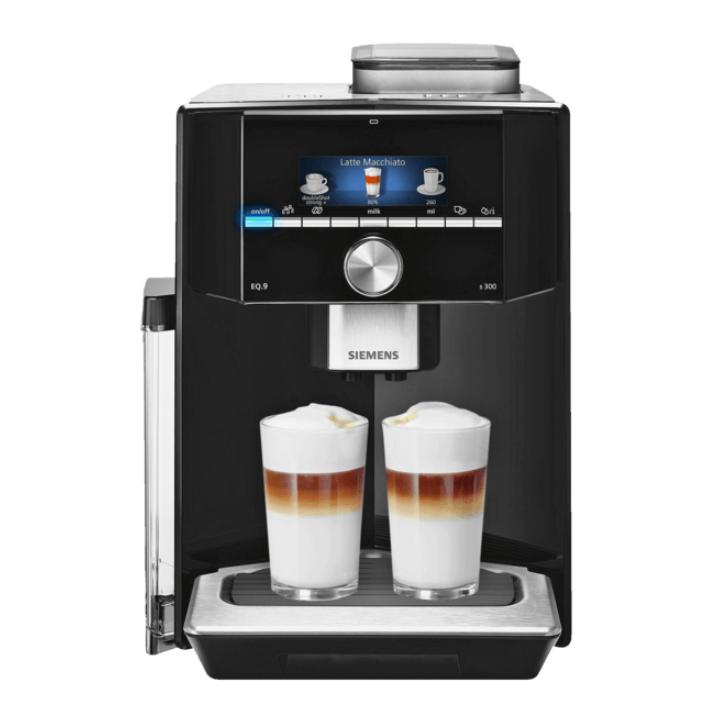 Siemens EQ9 TI903209RW – Espressomachine – Zwart voor €677 door cashabck