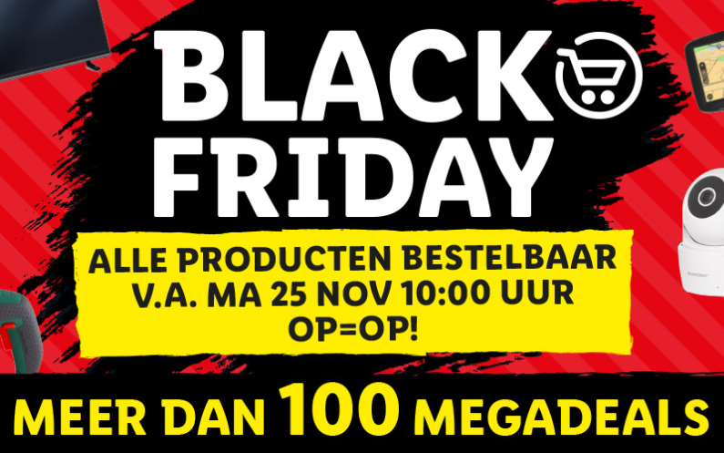 LIDL Black Friday 2019 aanbiedingen – 100 megadeals