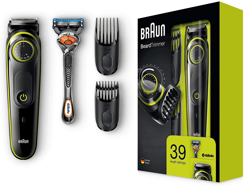 Braun BT3041 Baardtrimmer en Tondeuse voor €29,99