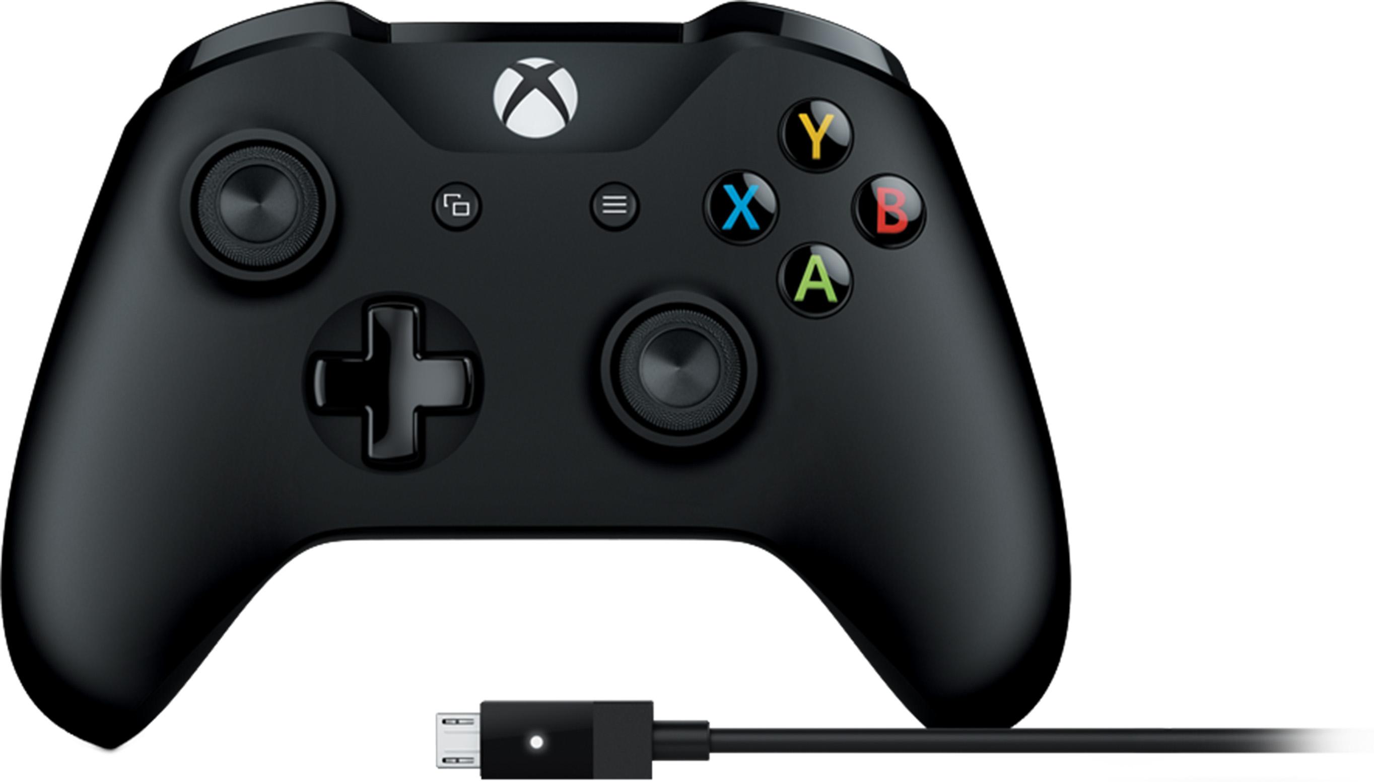 Xbox One Controller + Kabel voor €36,65