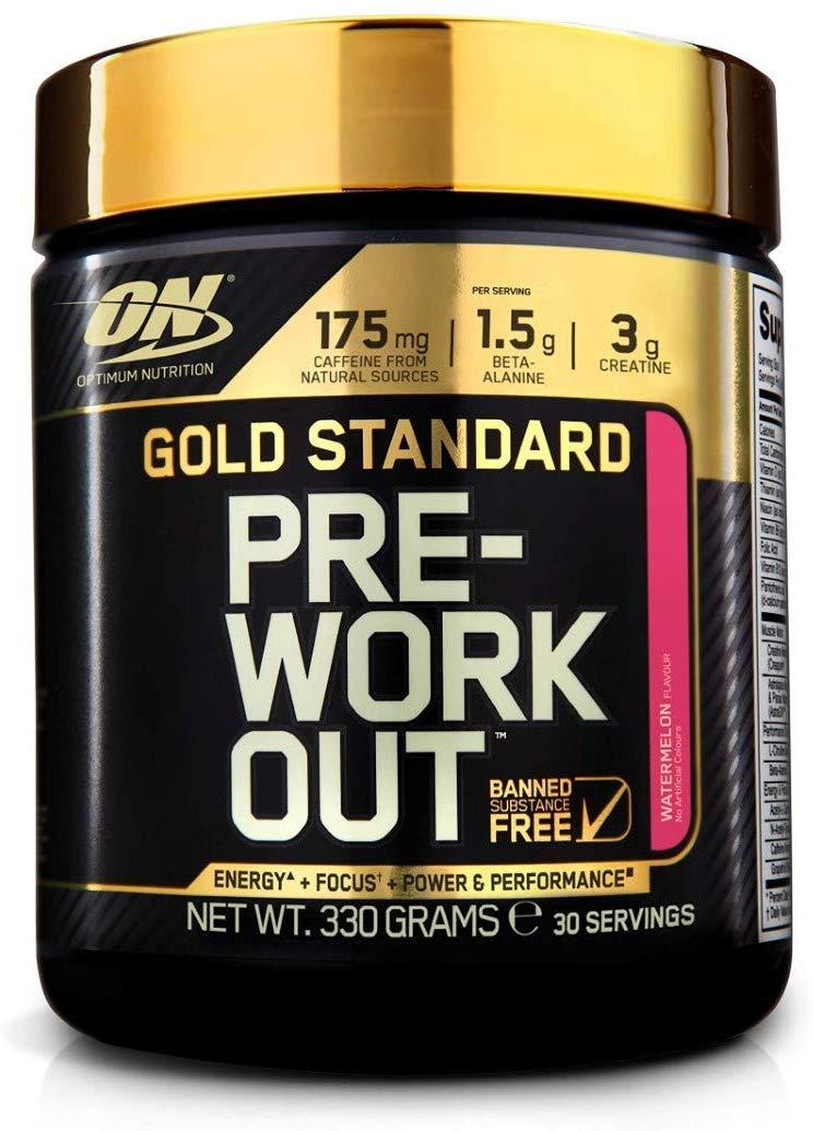 Optimum Nutrition – Gold Standard Pre-Workout – 30 servings voor €13,99