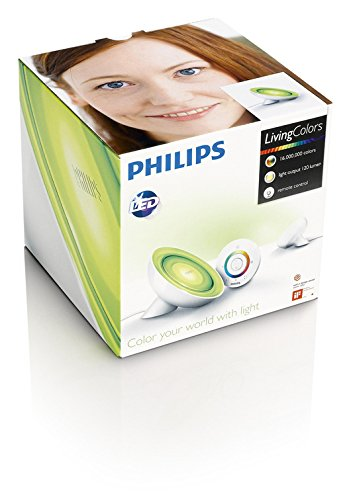 Philips LivingColors Bloom – Tafellamp – LED – Wit voor €29