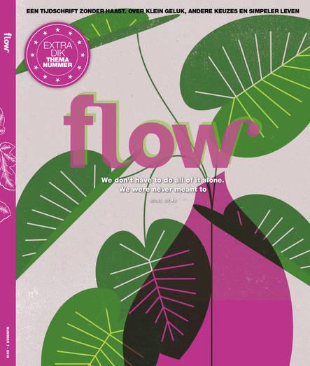 Flow + Flow agenda 2020 + Flow scheurkalender 2020 voor €47,95