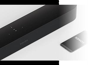 Sonos Beam Zwart Compacte soundbar voor €369