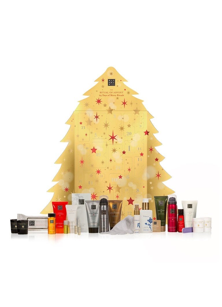 Rituals Adventskalender 2D Christmas Tree 2019 Limited Edition voor €47,92
