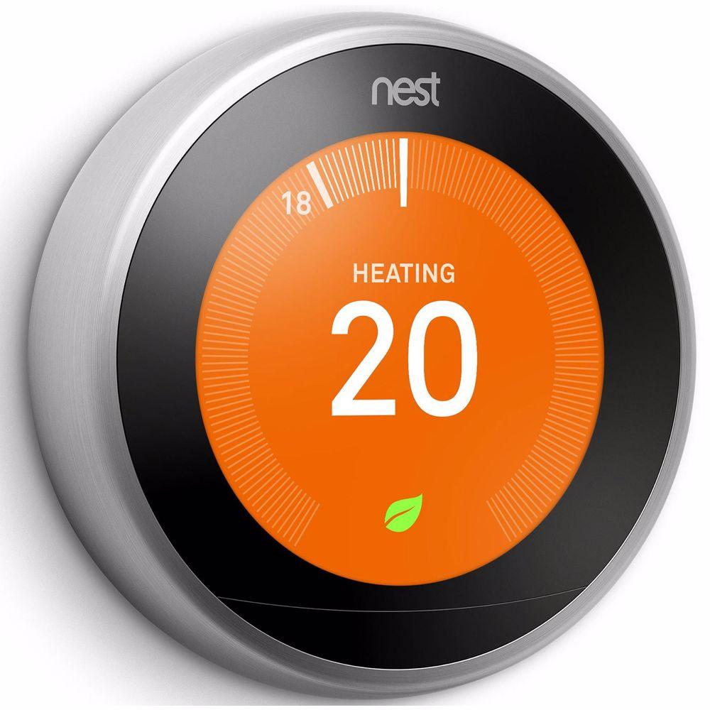 Google Nest Learning Thermostat (3e generatie) voor €189
