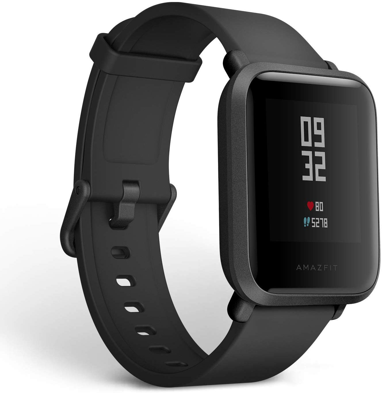 Xiaomi Huami Amazfit Bip – Smartwatch – Zwart voor €59