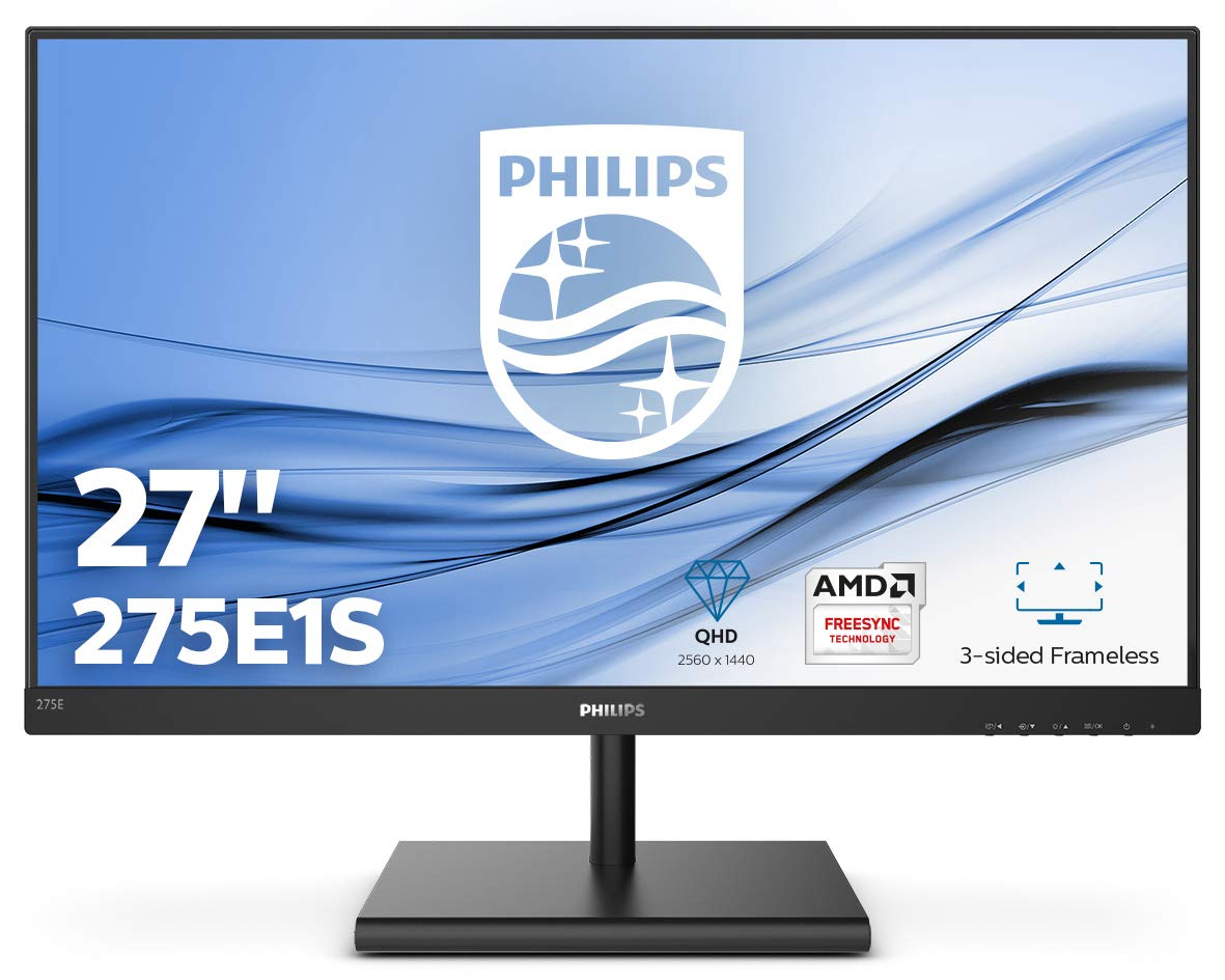 Philips E Line 275E1S/00 27″ LED Monitor voor €189