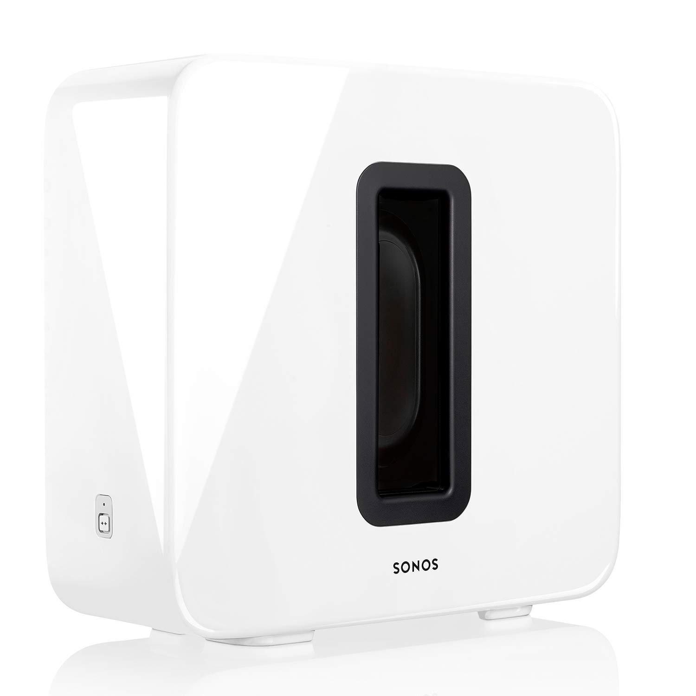 Sonos SUB wit Subwoofer voor €579