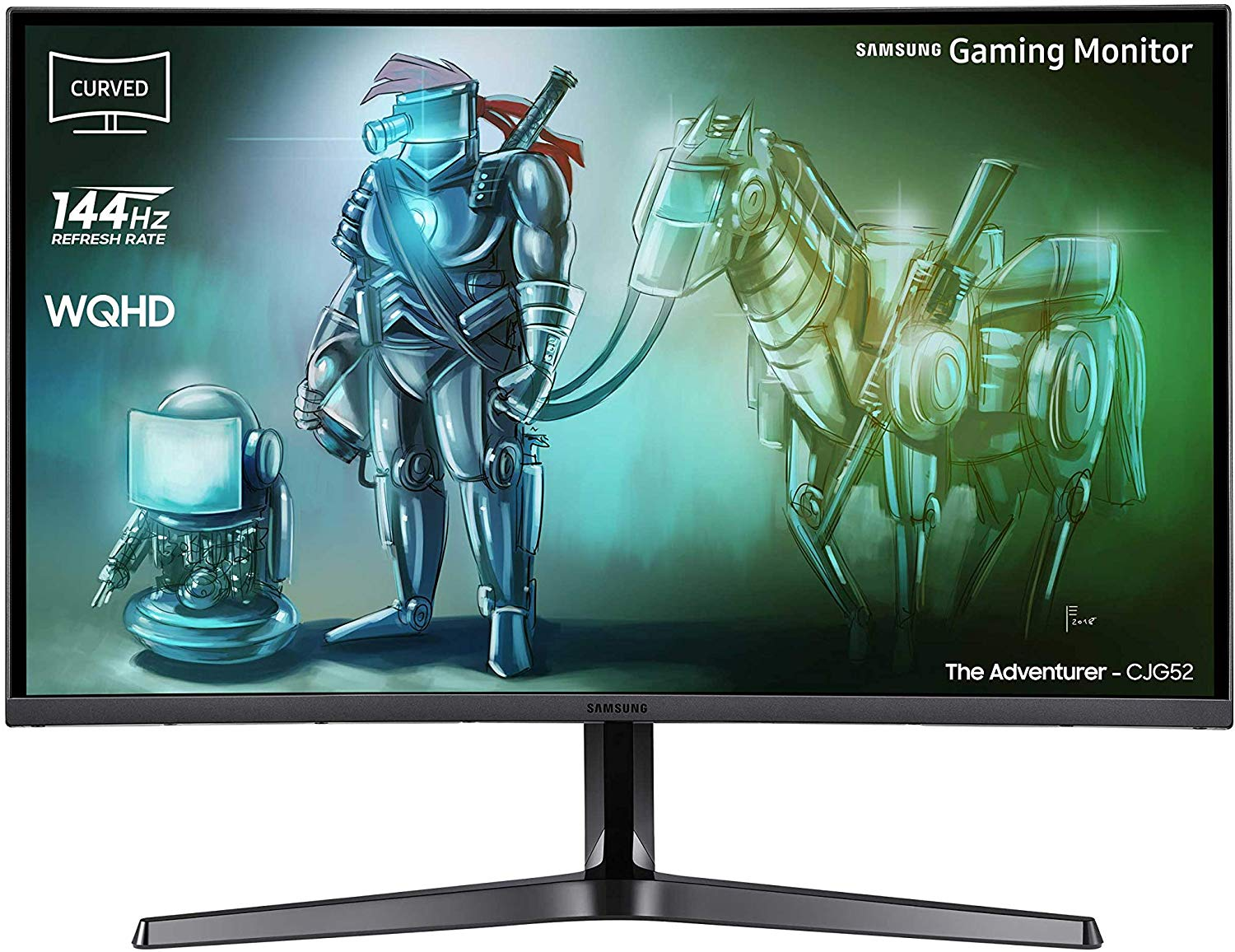 Samsung C32JG52QQU 32″ Curved Gaming Monitor voor €299