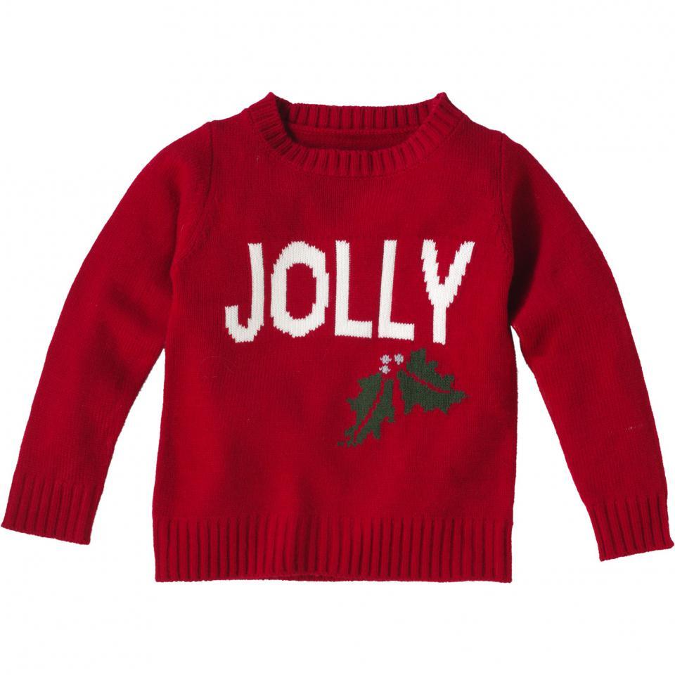 Jolly Kersttrui voor €3,50