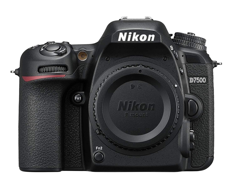 Nikon D7500 body voor €790