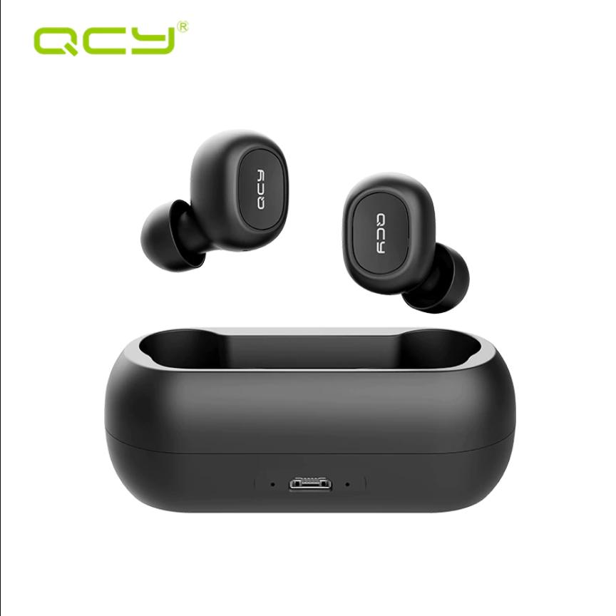 QCY QS1 T1C Mini Dual – Bluetooth oortjes voor €13,79