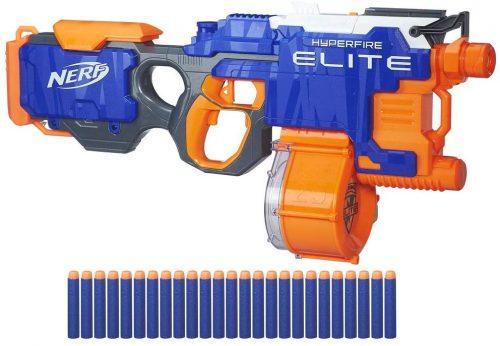 NERF N-Strike Elite Hyperfire – Blaster voor €19,99