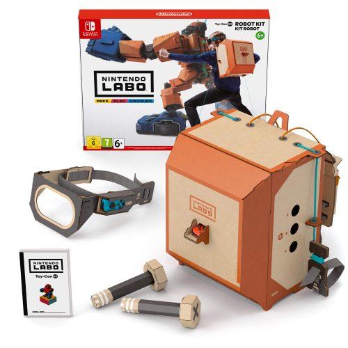 Nintendo Switch Labo – Robotpakket voor €9,99