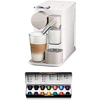 Nespresso De'Longhi Lattissima One EN500.W – Koffiecupmachine – Silky White voor €145,99