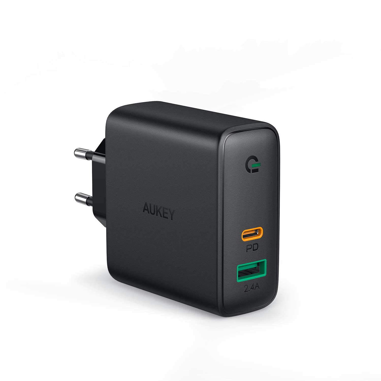 Aukey 60 W USB-C oplader voor €26,72