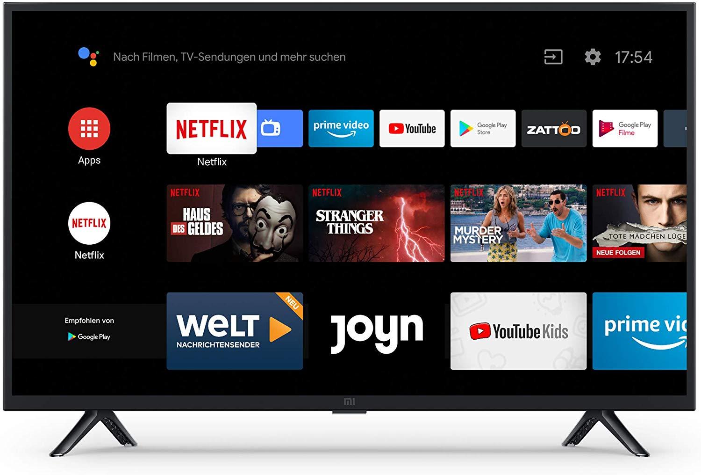 Xiaomi 32 inch Full-HD Android Smart-TV (EU Versie) voor €168,90