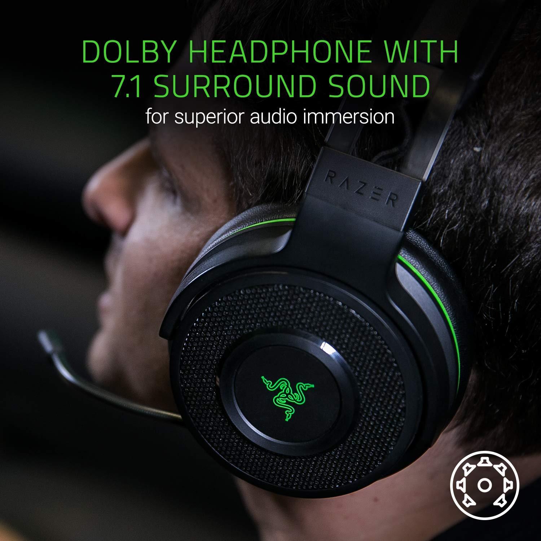 Razer Thresher Draadloze Gaming headset voor €149,99