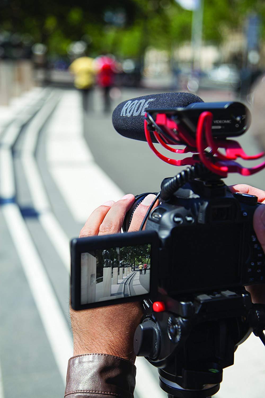 Røde VideoMic Rycote – Microfoon voor Spiegelreflex camera's voor €58,21