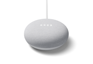Google Nest Mini Wit voor €35
