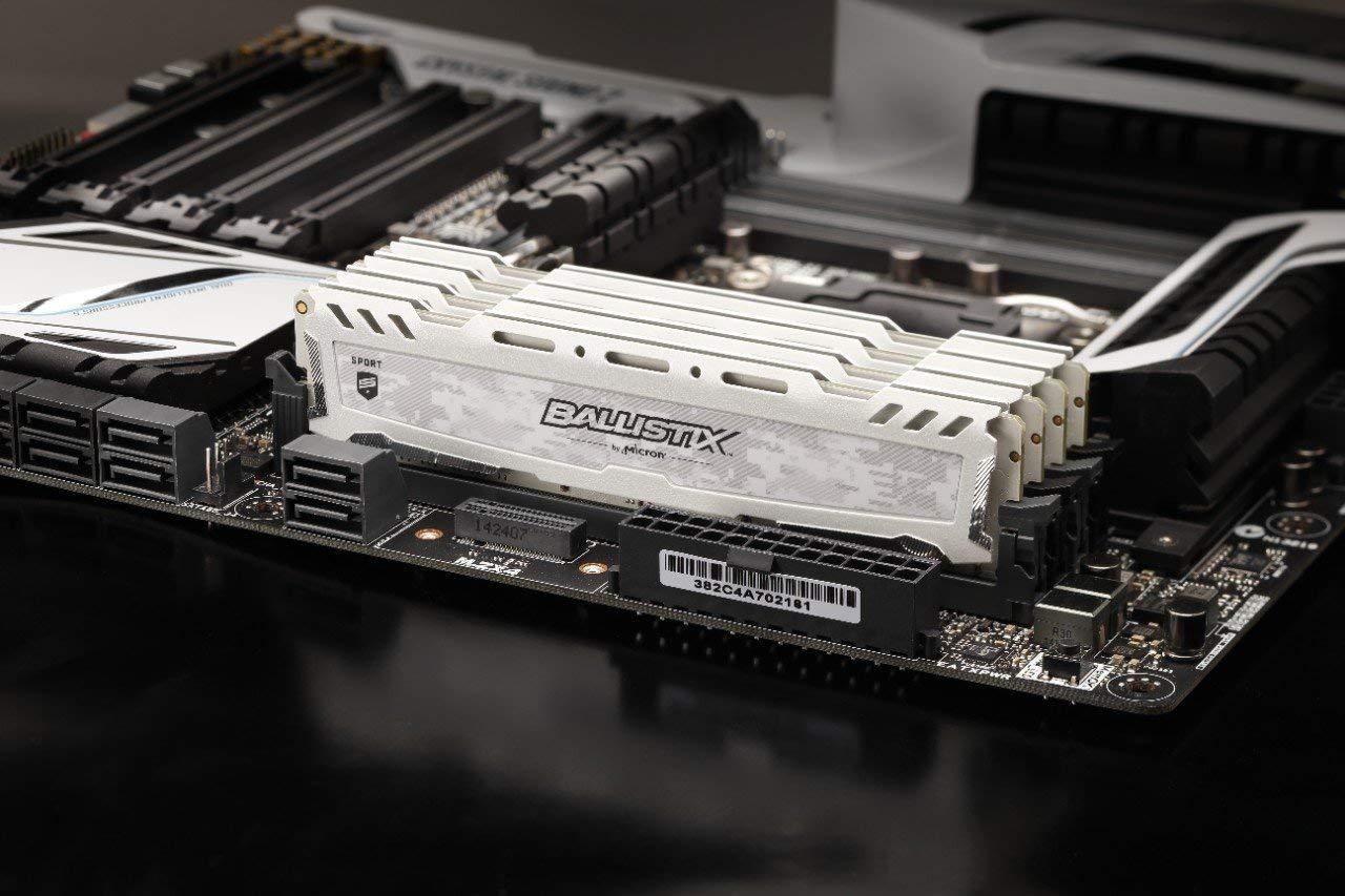 Ballistix DDR4 Sport LT 2x8GB voor €62,99