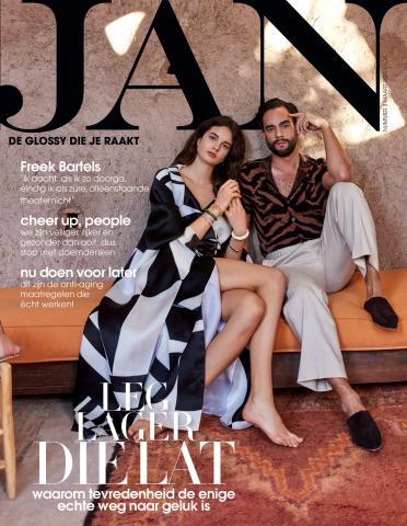 8x JAN Magazine + Rituals of Namasté mega set t.w.v €100,50