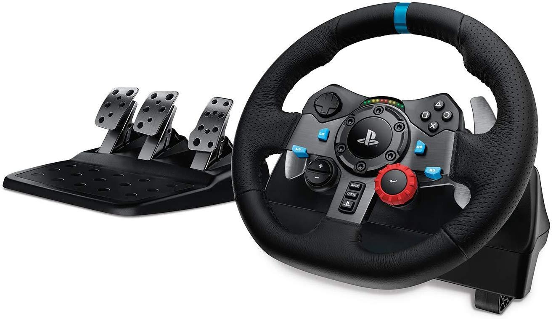 Logitech G29 Driving Force Racestuur + pedalen voor €169