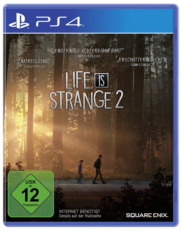 Life is Strange 2 voor PS4 voor €16,84