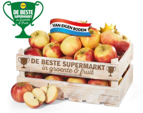 Elstar Appels per kilo voor €0,99