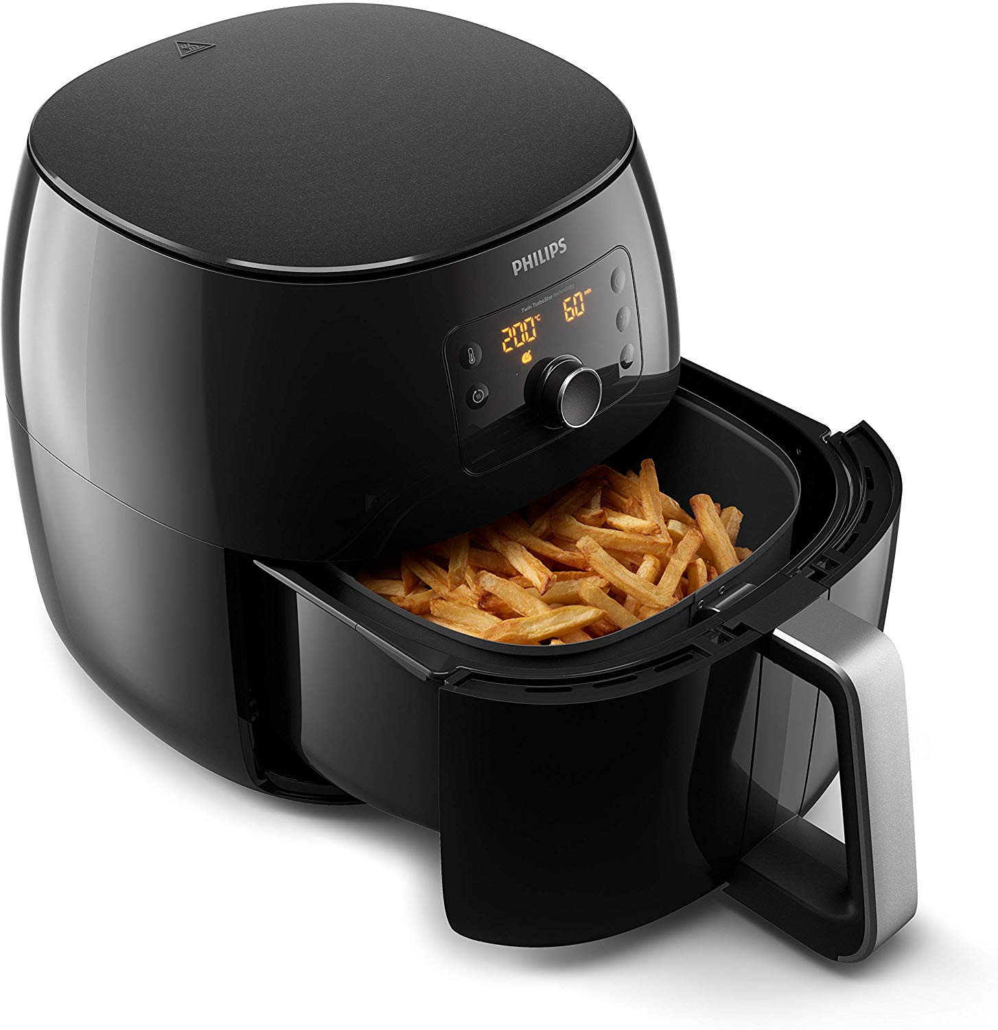 Philips Avance Collection HD9762/90 – Airfryer XXL voor €163,65
